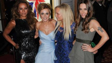 Reunion: The girls will perform a UK tour.