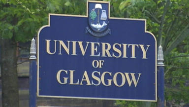 Glasgow University: Mumps outbreak on campus.