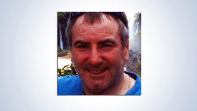 David Paterson is missing from Bainsford area of Falkirk. Pic provided by Police Scotland.
