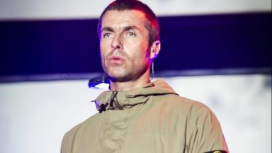 Liam Gallagher: Singer will shoot video in Glasgow.