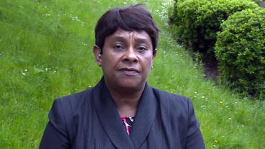 Doreen Lawrence Baroness Lawrence Scotland Tonight interview May 7 2014