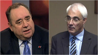 Salmond Darling: Both will debate at Dundee's Five Million Questions event