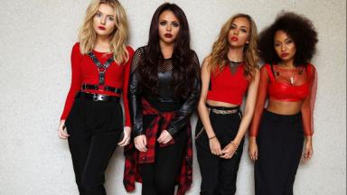 Tour: Little Mix head to Scotland in 2020.