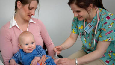 Meningitis: Half of children sent home by GP.