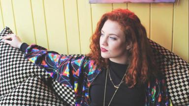 Jess Glynne: The singer will headline on Saturday.