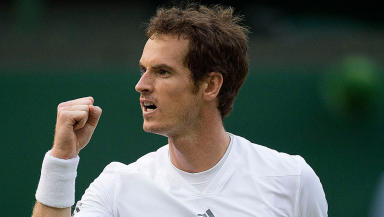 Champ: Andy Murray will compete at the Australian Open.