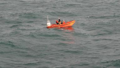 Royal Navy Sea King rescue June 1 2014
