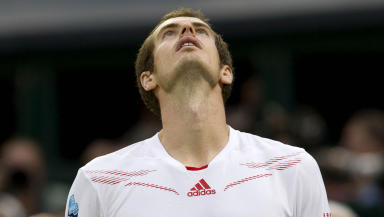 Murray: Out of men's doubles.