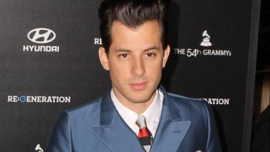 Mark Ronson: Will headline celebrations.