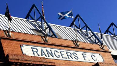 Glasgow giants: Rangers FC