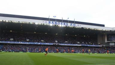 Rangers docked ten points