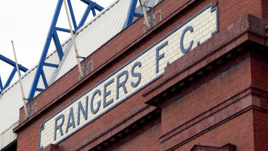 Rangers: The Ibrox club has been put into administration.