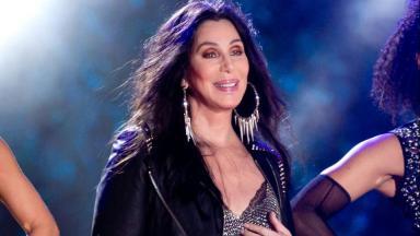 Cher: Glasgow show.