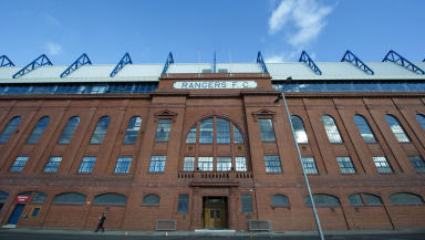 Ibrox: New licensing plans lodged (file pic).