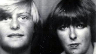 Helen Scott and Christine Eadie, victims of the World's End murders in Edinburgh 1977 Public Domain image, originally a Police collect