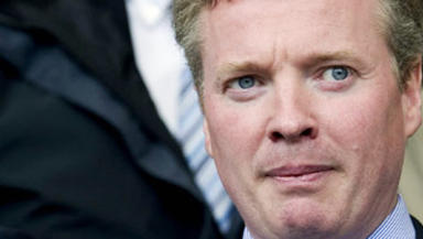 Craig Whyte: The Rangers owner secured a £24m loan using future season ticket sales.
