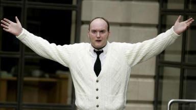 James Jones: Cleared of exposing genitals in store