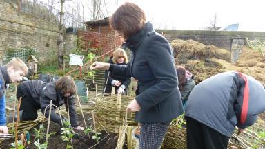 Interest has been shown in Gorgie City Farm.