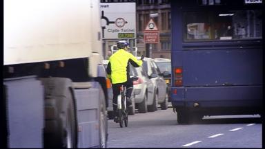 Cyclist safety July 17, 2014