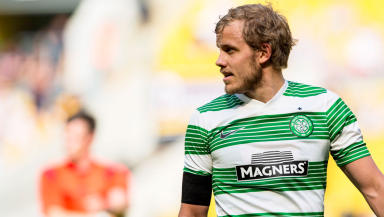 Teemu Pukki in action for Celtic