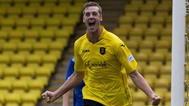 Jordan White, Livingston, Premiership, Championship, August 16 2014