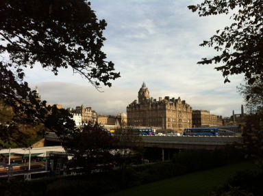 Edinburgh would be first UK city to have a tourist levy.