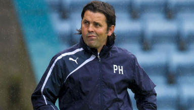 Paul Hartley, Dundee, Premiership, Scottish League Cup