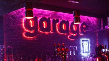 Celebrating: Donald MacLeod, owner of the Garage, has welcomed the news.