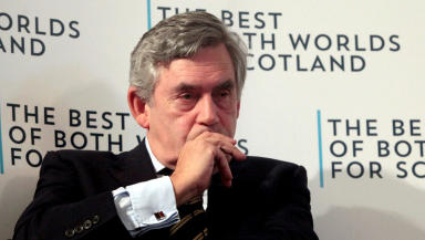 Gordon Brown referendum campaign  Labour quality indyref