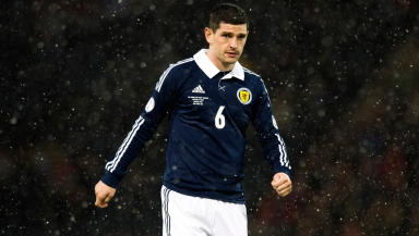 Target: Dorrans appears to be on Rangers radar