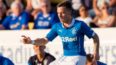 Barrie McKay departed for Nottingham Forest in the summer.