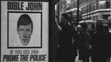 Bible John: Killer stalked Glasgow in the 1960s.