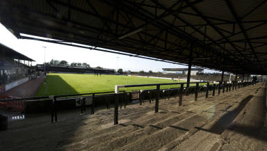 Somerset Park, Ayr United.