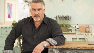 Abandoned: Paul Hollywood faced backlash after he stayed with Bake Off.