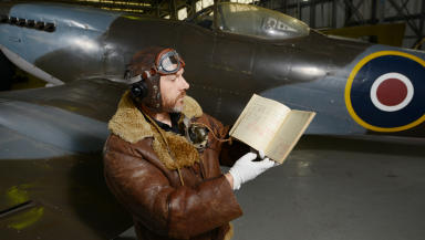 A £1.3m Lottery grant will allow the National Museum of Flight in East Fortune to display uniforms and documents.