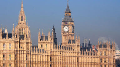 Westminster: Refurbishment could cost £13bn.