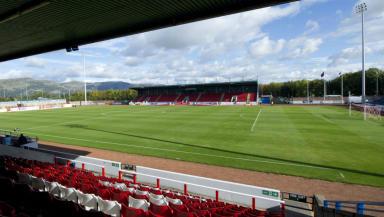 Stirling Albion, Forthbank