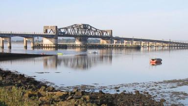 Kincardine Bridge: Key route will be closed overnight.