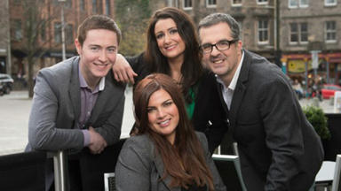 Fountainbridge Show presenters