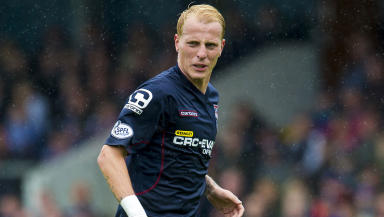 Uros Celcer, Ross County