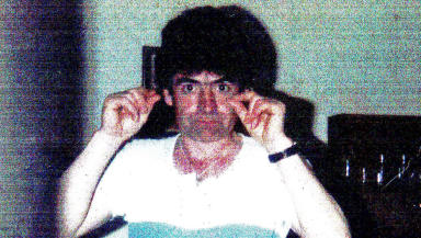 Angus Sinclair: Pictured here in 1977.