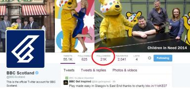BBC Scotland Twitter.