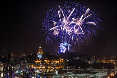 Fireworks: Council received 11 complaints last year.
