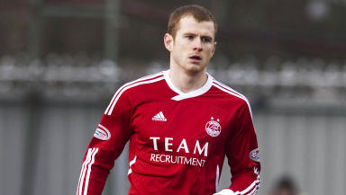 Aberdeen defender Mark Reynolds.