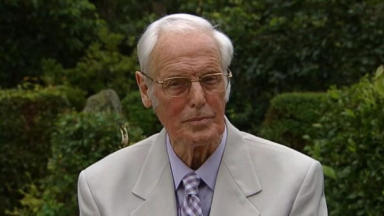 Arthur Montford. 26 November 2014.