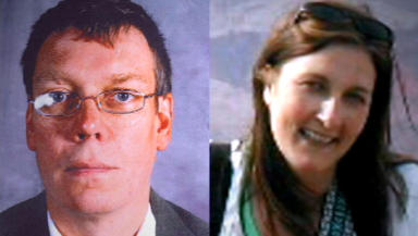Murderer: David Gilroy was convicted of killing Suzanne Pilley.