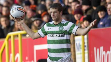 Celtic defender Adam Matthews.