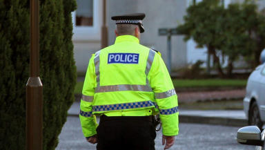 Clydebank: Human trafficking probe after girl found (file pic).