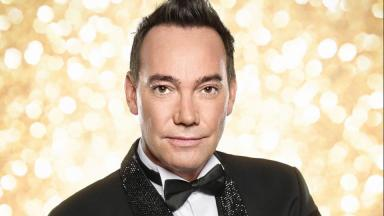 Craig Revel Horwood: Will direct the live shows.