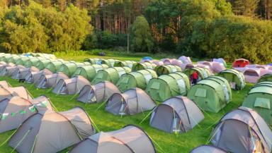 Campingninja camping site